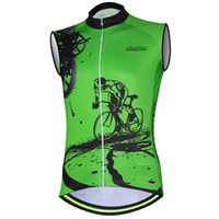 Wholesale aogda cycling resale online - Aogda Team Men Summer Sleeveless Jersey Quick Dry Bike Clothes Cycling vest Summervest Short Sleeve Tops Bicycle Shirt