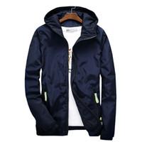 erkek kışlık giyim ceketleri toptan satış-erkekler kış Bombacı ceket Ceket rüzgarlık boy dış giyim gündelik kat designered luxuryed giyim tepelerini beden S-5XL mens