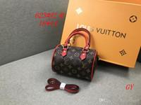 Wholesale fur clutch handbags for sale - Group buy Designer Handbags Luxury Bags Shoulder Tote Clutch Bag Pu Leather Purses Ladies Women Bags Wallet