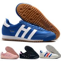zapatos rojos de fútbol para interiores al por mayor-Designer shoes Adidas men women Zapatos de fútbol para interiores Purecontrol TF césped de interior IN zapatos de fútbol 2019 Botas de fútbol ACE Dragon Botas Laceless Oro para