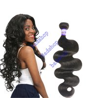 Wholesale pcs hair weave 34 inch for sale - Group buy Peruvian Virgin Hair Grade A Peruvian Body Wave Hair Weave Bundles Unprocessed Peruvian Body wave virgin Human Hair Extensions