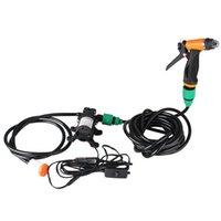 ingrosso pompare la pistola ad acqua-Pompa ad acqua ad alta pressione elettrica Rondella Gun Car Wash autoadescante per pulizia