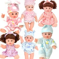 Wholesale reborn dolls clothes for sale - Group buy cotton CLOTH doll accessory Girl cotton Clothes cm inch boneca bebek Baby reborn kid Clothes inch doll accessories CX200608