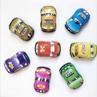 clássicos mini carros venda por atacado-Puxe Para Trás do carro mini veículo de construção da liga de Engenharia de Carro Despejo-car Caminhão Modelo de Brinquedo Clássico Mini melhor presente