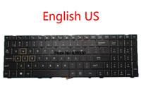 ingrosso tastiera mp-Tastiera del computer portatile per ThundeRobot 911 per TARGA T6A T6B T6C 0KN1-0H2US22 MP-13H83USJ5284 Stati Uniti 0KN1-0H4UK12 MP-13H86GBJ5282 Regno Unito