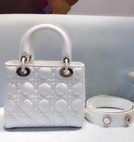 amerikanische klassische handtaschen großhandel-New Classic Handtasche Designer Fashion Luxury Leather Making Europäische und Amerikanische Umhängetasche Nr. 19099