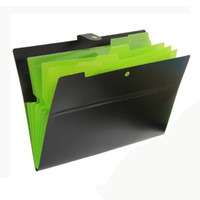 Wholesale a4 paper storage bags resale online - Document Holder folder Storage Binder pouch Package for A4 paper