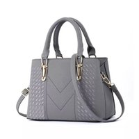 3ecd56069ed79 luxusmarke taschen plaid großhandel-Großhandel Marke Designer Mode Schulter  Tasche Luxus Taschen Frauen PU Handtaschen