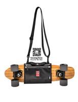 ingrosso negozio di skateboarding-Borsa di skateboard all'ingrosso di moda Skateboarding Borsa di spalla di spalla parti di skateboard Borsa di trasporto Carry Bag accessori negozio online