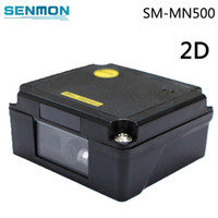 módulo usb rs232 al por mayor-Usb / rs232 1d / 2d Módulo Escáner de Código de Barras Láser Mini Portátil Portátil Láser Lector de Código de Barras Integrado Pdf417 Qr Código Escáner T8190622