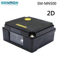 ingrosso modulo rs232 usb-Usb / rs232 Lettore di codici a barre laser 1d / 2d Mini Lettore di codici a barre portatile con lettore laser incorporato Pdf417 Qr Code Scanner T8190622