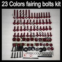 Wholesale fairing 1989 for sale - Group buy OEM Body full bolts kit For KAWASAKI NINJA ZXR400 ZX R400 ZXR ZXR GP9 Fairing Nuts screw bolt screws Nut kit