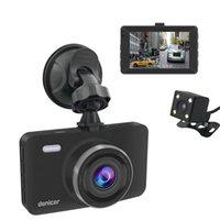 cámara del tablero del vehículo full hd al por mayor-Denicer Dash Cam FULL HD 1080P Registrador del vehículo 3.0