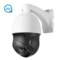 ingrosso zoomare la telecamera cctv-BESDER 1080P 30X ZOOM Telecamera IP esterna Onvif PTZ Impermeabile Telecamera dome Speed Vision 50M P2P CCTV Telecamera di sicurezza Indoor