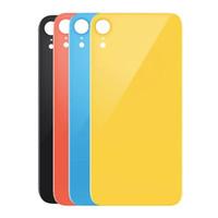24k gold iphone fall großhandel-Für iphone xs xr xs max zurück gehäuse batterieabdeckung hecktür glas ersatzteile mit dhl versandkostenfrei, werden mischungen
