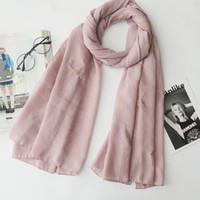 пернатый шарф оптовых-Шарфы теплый шарф хлопок льняная Шаль длинный мягкий шарф элегантный перо женские летние женские шарф