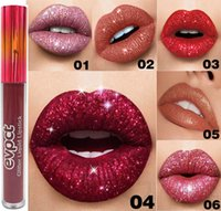 Wholesale dark purple lipstick makeup for sale - Group buy 15 Color Liquid Lipstick Makeup Sexy Colors Lips Paint Matte Lipstick Waterproof Long Lasting Lipgloss Beauty Maquiagem