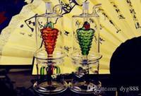 Wholesale under hookah resale online - Hookah catch on grape under Glass bongs Oil Burner Pipes Water Pipes Glass Pipe Oil Rigs Smoking