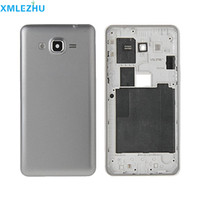 Wholesale casing case samsung galaxy grand prime for sale – best 10Pcs Housing Front Frame Chassis Back Rear Battery Cover Case for Samsung Galaxy Grand Prime G530 G531 G532