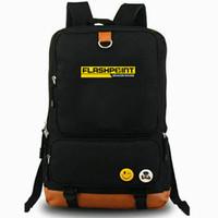 флеш игры оптовых-Восходящий рюкзак Операция Flashpoint dragon daypack Флэш-точка игра ноутбук школьный рюкзак Досуг Спортивная школьная сумка Открытый дневной пакет
