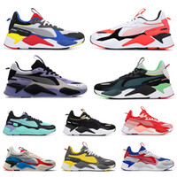 Acheter 2019 Nouvelles Chaussures Plates De Mode Pour Hommes Et Femmes, Chaussures De Sport Populaires De Qualité Pas CherPUMAchaussures 05 De