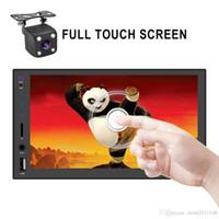 dash touch screen player venda por atacado-2 din rádio do carro 7