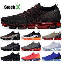 Wholesale running trainers black resale online - Vapors FK Running Shoes Men Women Shoes Top Quality mens trainers sneakers Casual Shoes