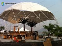 ingrosso tenda di nozze gonfiabile-Grande tenda gonfiabile di evento della cupola, tenda gonfiabile della tenda foranea per la vendita, tenda foranea di nozze
