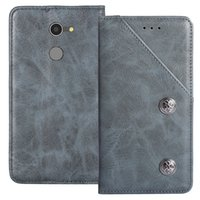 Wholesale alcatel inch phone for sale – best YLYH TPU Silicone Protective Genuine Leather Rubber Gel Cover Phone Case For Optus Alcatel A3 G inch Deluxe Pouch Shell Wallet Etui Skin