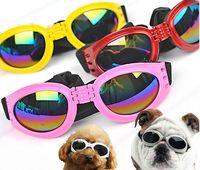 Wholesale sunglasses color order resale online - 2019 Pet Dog Cat Sunglass Cute Fashion Pet Goggles Pet Grooming Acessories Color Mix Order