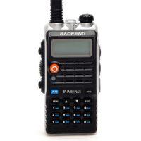 Wholesale handheld ham radio transceivers for sale - Group buy Baofeng UVB2 Plus UV B2 Two way Radio Dual Band VHF UHF Walkie Talkie CH interphone BF UVB2 Ham CB Radio Handheld Transceiver