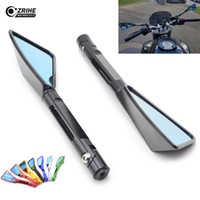 Wholesale glasses rear view for sale - Group buy Motorcycle Rearview Mirrors Sports Glass Rear View Side Mirror For VERSYS VULCAN S cc Z800 Z SX VERSYS X