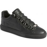 zapatos de gran tamaño al aire libre al por mayor-Alta calidad de los hombres de las mujeres de moda Low-top zapatos Arena hasta malla zapatilla de deporte zapato exterior Race Runner zapatos casuales tamaño grande 35-47