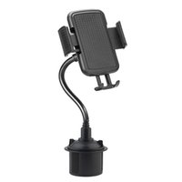 Wholesale car cup cell phone holder for sale – best 360 Degree Cell Phone Holder Cup Car Mount for iPhone Plus XS Samsung S9 S10