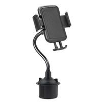 auto handy inhaber großhandel-360-Grad-Handyhalter-Schalen-Auto-Einfassung für iPhone 8 Plus XS Samsung S9 S10