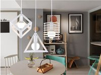 Wholesale iron cage pendant lamp for sale - Group buy Vintage cage pendant light iron retro loft Cage Fixtures canteiling pend lamp metal Hanging Lamp restaurant cafe Indoor Decor