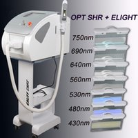 Wholesale professional ipl hair removal machines resale online - ipl shr hair removal machine Opt SHR Blood Vessel Removal Machine professional laser hair removal machine