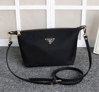 Wholesale product bags resale online - Black color bag New Products Shoulder Bag bag shoulder bag fashion travel bag