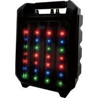 dans su hoparlör taşınabilir mini usb toptan satış-Toptancı üst ses Bluetooth ile LED flicking karaoke ile Taşınabilir Hoparlörler, Destek USB ve TF kart Yüksek Güç Çıkışı