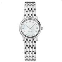 ingrosso orologi al quarzo digitale-Digital Orologio da polso de Ville 424.10.24.60.05.001 signore della vigilanza del quarzo delle donne di marca di moda di lusso