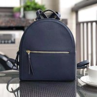 Wholesale purses for cell phones for sale - Group buy New Designer Backpack With Letter metal Double Shoulder Bag Luxury Outdoor Traveling Schoolbags For Women Students Back packs phone purse