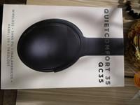venta de auriculares al por mayor-Venta caliente 5A Bos quietcofrom 35 auriculares auriculares Bluetooth Auriculares con cancelación de ruido auriculares con paquete al por menor coche