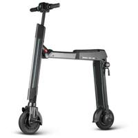 scooters électriques utilisés achat en gros de-Vélo pliant intelligent de scooter électrique à double usage de conception se pliante approprié aux adultes et aux adolescents pour l'amusement