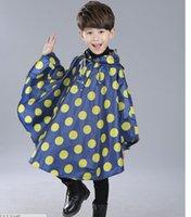 estrela coreana dos miúdos venda por atacado-2 pcs por atacado sul-coreano crianças capa de chuva crianças capa impermeável capa de chuva bonito aluno luz estrelas poncho