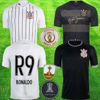 ronaldo jersey al por mayor-2019 2020 Corinthians Paulista Soccer Jerseys RONALDO CLAYTON JADSON ROMERO M GABRIEL fútbol camisetas Camisa de fútbol camiseta de fútbol
