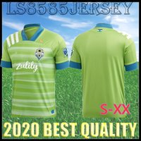 Wholesale torres soccer jerseys resale online - 2020 New FC Seattle Sounders green soccer Jersey Home RUIDIAZ MORRIS DEMPSEY TORRES thailand quality Men Football Shirt