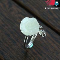 Wholesale White Jade Wedding Bands Buy Cheap White Jade Wedding