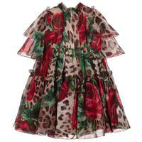 alta qualidade miúdos trajes venda por atacado-Alta qualidade NOVO Vestido de Festa de Aniversário Cosplay Vestido Crianças Traje Da Menina Do Bebê Roupas Para crianças vestido de Miúdos Meninas Princesa cothing