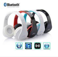 auriculares ipad al por mayor-Los más vendidos Auriculares Bluetooth para juegos Auriculares con audífonos FM con montura en la cabeza Auriculares plegables para computadora Teléfono iPad