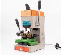 ingrosso macchina chiave macchina-998A Verticale Key Cutting Machine 220 v Key Cutter Copia Duplicatrice auto porta chiave trapano maker fabbri strumenti di alimentazione LLFA